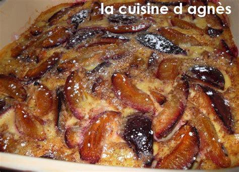 cannelle cuisine clafoutis aux quetsches vanille cannelle blogs de cuisine