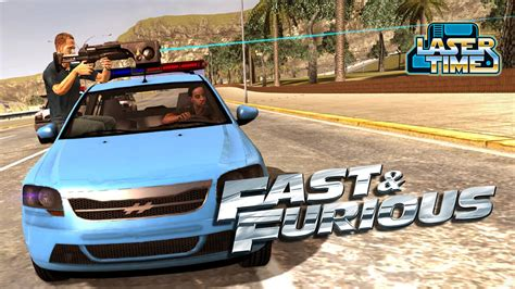 The Fast & The Furious Game