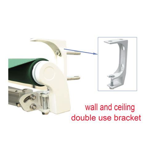 standard awning bracket fit mm square torsion bar ceiling wall double  ebay