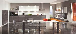 Amenagement Interieur Meuble Cuisine : amenagement interieur cuisine ~ Melissatoandfro.com Idées de Décoration