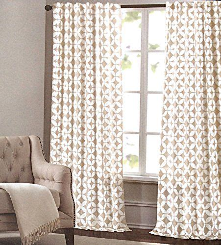 moroccan tiles window panels and window curtains on