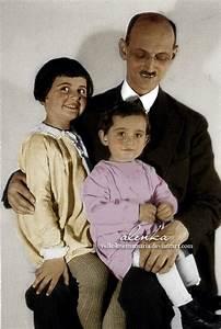 Otto Frank, Margot and Anne by VelkokneznaMaria on DeviantArt