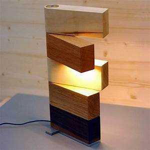 40 beautiful wooden lamp designs home for Woobie wooden floor lamp design ideas