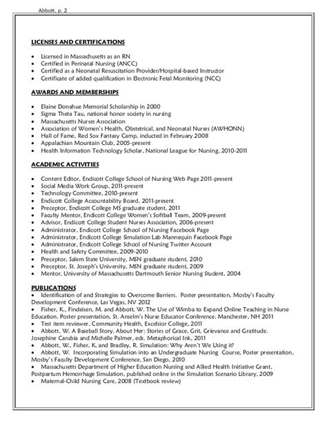 Awards And Certificates To Put On Resume by Resume After