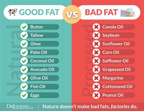 top  healthy fats  fats   eat drjockerscom