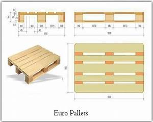 Dimension Palette Europe : euro pallet 4 way pallet heavy manufacturer from surat ~ Dallasstarsshop.com Idées de Décoration