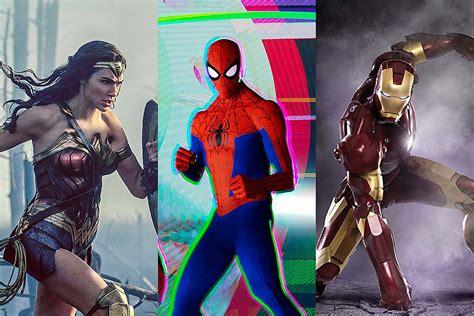 superhero movies   time