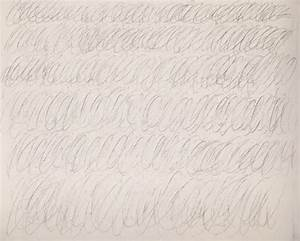 Cy Twombly  Untitled  1968