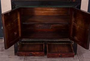 meuble tv de style asiatique en bois ancien meuble et With meuble ancien