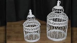 Cage Oiseau Deco : petite cage oiseau decoration visuel 7 ~ Teatrodelosmanantiales.com Idées de Décoration