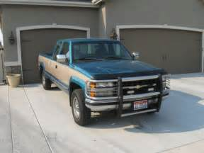1993 Chevy 2500 Hd Ext Cab 454 Engine 93 500 Miles
