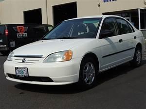 2002 Honda Civic Dx    Sedan    4cyl    5 Speed Manual