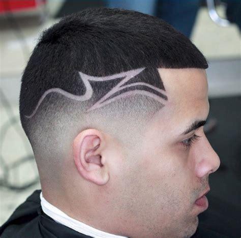 cool clipper cut hair designs   beauty school