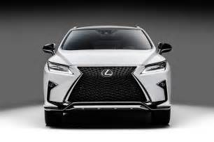 2010 lexus es 350 colors 2016 lexus rx 350 f sport and rx 450h up in nyc