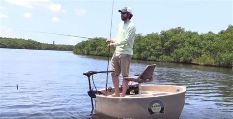 roundabout boat round fishing fish saltstrong boats kayak kayaking country boating bc