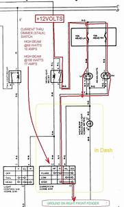 1987 Toyota Pickup Brake Light Wiring Diagram