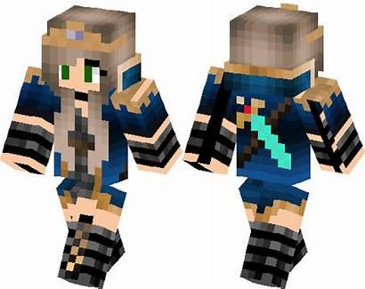 Skin Warrior Princess Minecraft Skins