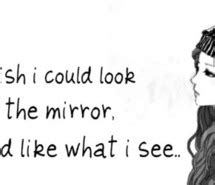 Looking In The Mirror Quotes Tumblr