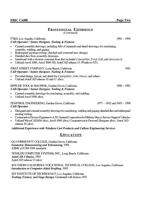 mechanical engineering student resume sample httpwww