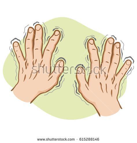 Image result for images of trembling hands