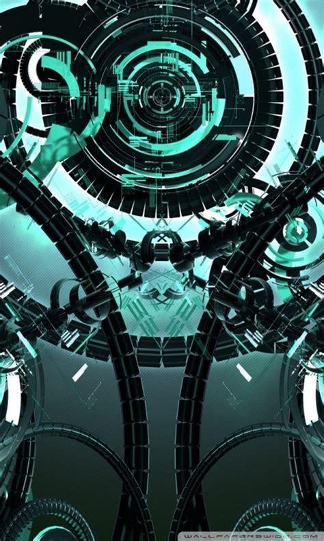 complex technology gear  hd desktop wallpaper