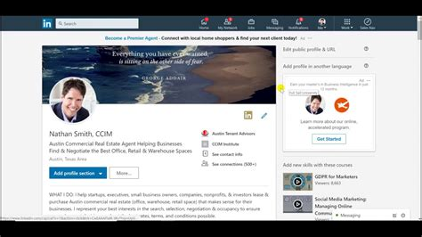 How To Add Resume To Linkedin by How To Add Resume To Linkedin In 2018