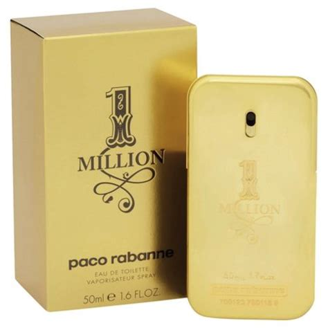 buy paco rabanne 1 million eau de toilette 50ml spray from our all gifts for him range tesco