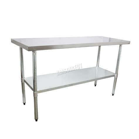sur la table westwood westwood acier inoxydable restauration commerciale table