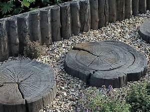 Pflastersteine Fugen Füllen : terassenplatten nature in bahnschwellenoptik ~ Michelbontemps.com Haus und Dekorationen