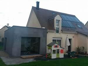 Photos Agrandissement Maison : agrandissement maison r nov a ~ Melissatoandfro.com Idées de Décoration