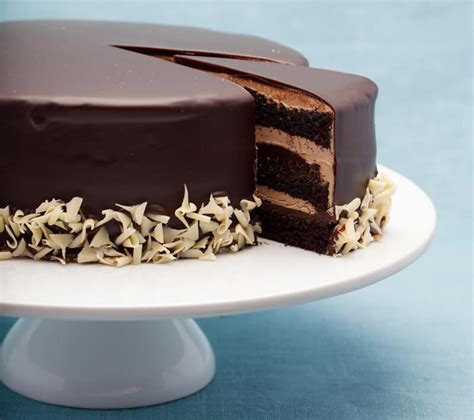 Top 20: London's Best Chocolate Cakes   About Time