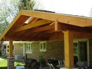 Covered Patio Roof Designs