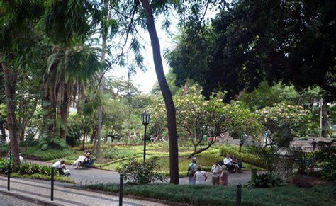 Municipal Gardens by Madeira Municipal Garden Funchal