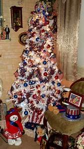 1000 images about Patriotic Christmas Tree on Pinterest