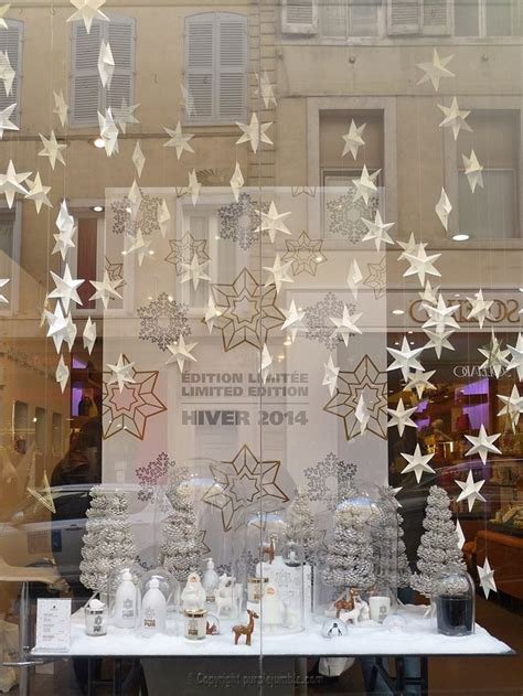 idee decoration vitrine magasin