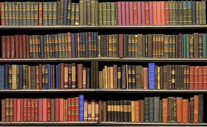 Library Background Backgrounds Books Wallpapers