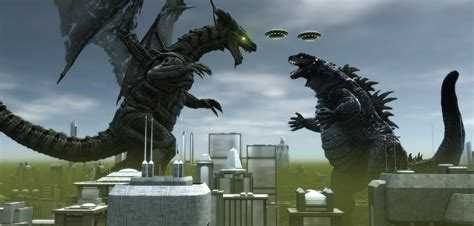 Godzilla Vs Xenocorax By Teddyblackbear2040 On Deviantart