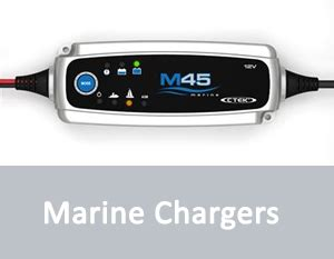 Marine Battery Charging Overheating by Ctek Battery Chargers