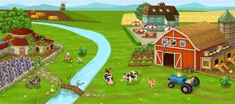 big farm game review