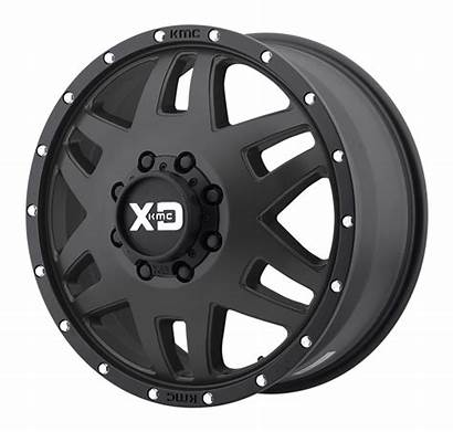 Dually Xd Machete Satin Wheels Kmc Xd130