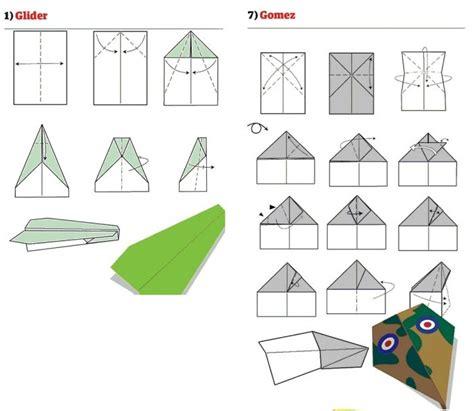 papierflieger selber basteln 12 papierflieger mit faltanleitung zum nachmachen freshdads v 228 ter helden idole