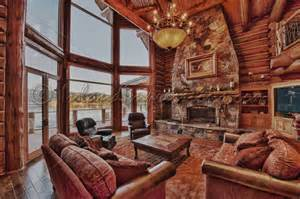 beautiful log home interiors gallery for gt beautiful log cabin interiors