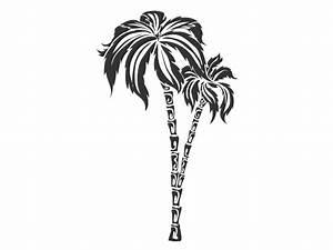 Palme Schwarz Weiß : palme wandtattoo palmen wandbild deko bei ~ Eleganceandgraceweddings.com Haus und Dekorationen