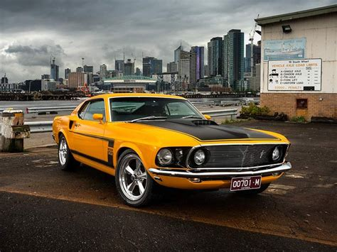 69 Ford Mustang by 1969 Ford Mustang Fastback Past Blast