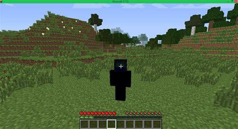 minecraft skin  broken   display correctly