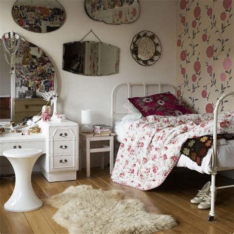 chambre vintage ado quelques idées vintage pour une chambre d 39 adolescente