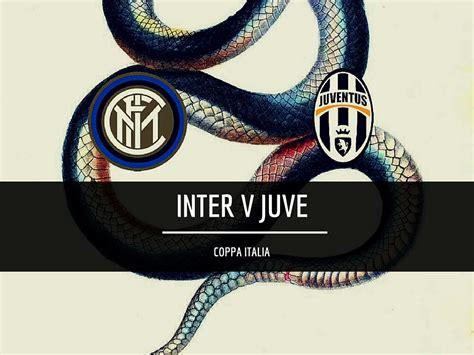juventus  inter coppa italia preview  scouting