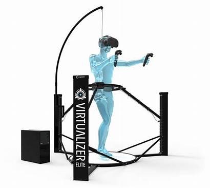 Virtualizer Reality Virtual Entertainment Robotic Elite Simulator