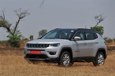 jeep compass variant break  specifications autocar india