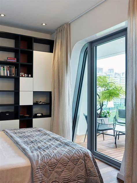 exquisite milan apartment blends elegant living areas